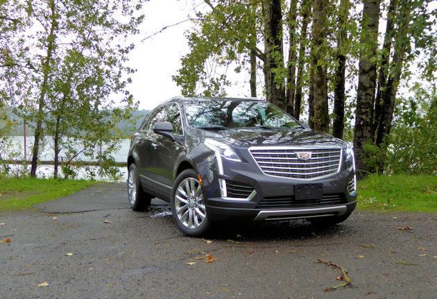 2017 Cadillac XT5 Test Drive