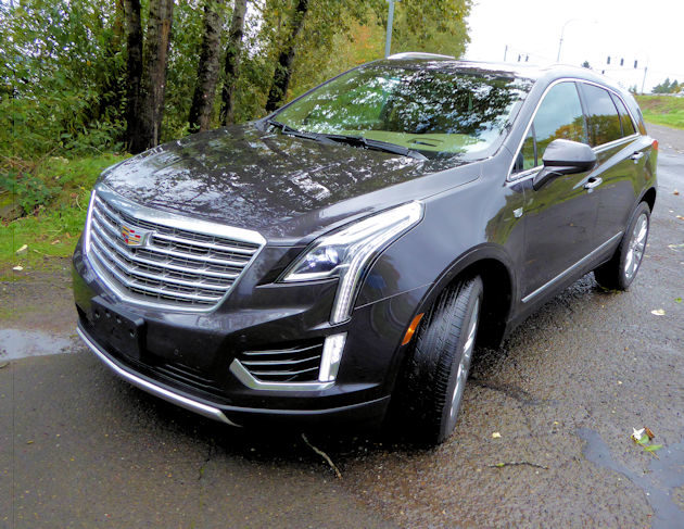 2017 cadillac xt5 test drive our auto expert. Black Bedroom Furniture Sets. Home Design Ideas