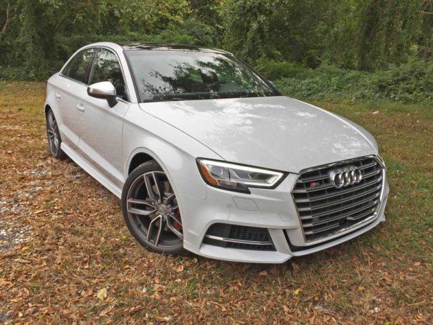 2017 Audi S3 Test Drive