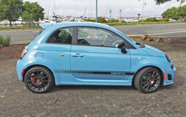 2016 Fiat 500 Abarth >> 2016 Fiat 500 Abarth Test Drive Nikjmiles Com