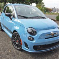 2016 Fiat 500 Abarth Test Drive