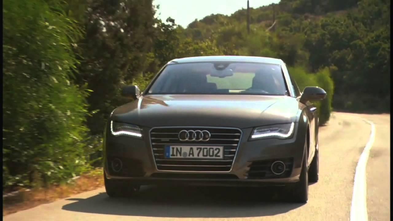 Audi A7 Previewnbsp