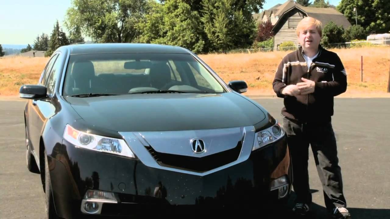 Preview Of The 2010 Acura TL With Nik J Milesnbsp
