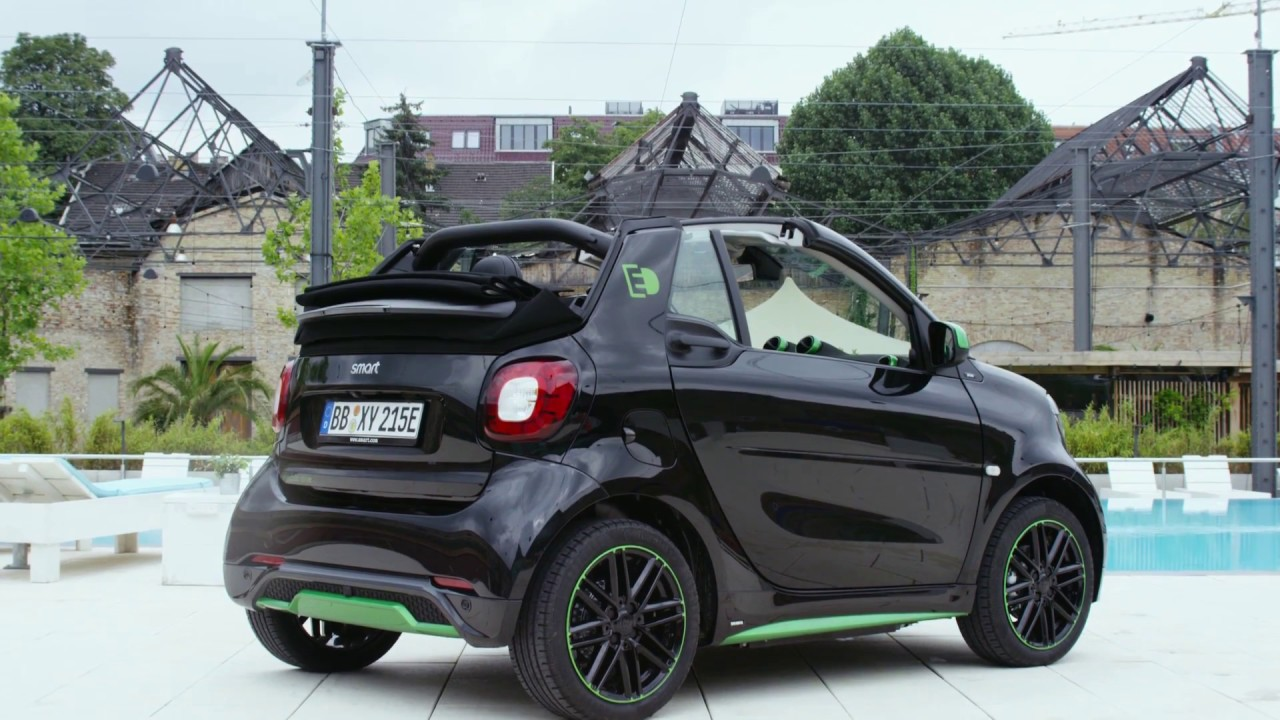 2017 Smart For Two Electric Electric Coupe Convertiblenbsp