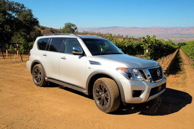 2017 Nissan Armada Test Drivenbsp