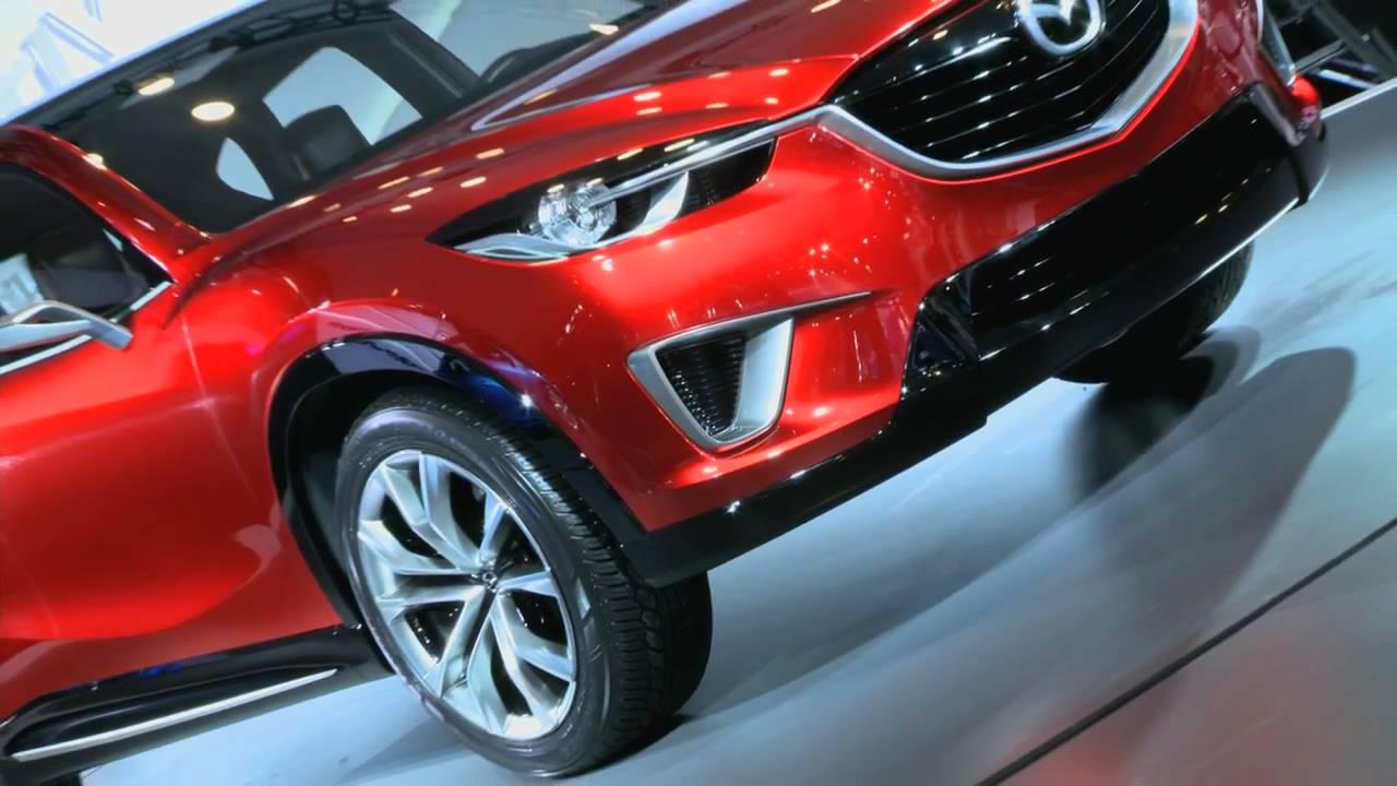 First Look At The Mazda Minagi Concept At The New York Auto Shownbsp