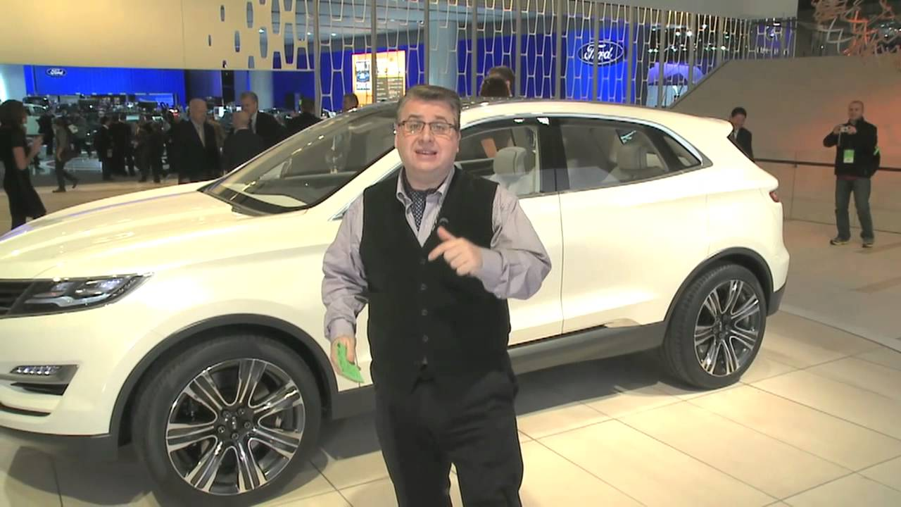 Day Two of the Detroit Auto Show With Nik J Milesnbsp