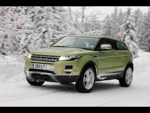 Evoque Range Rover 2012nbsp