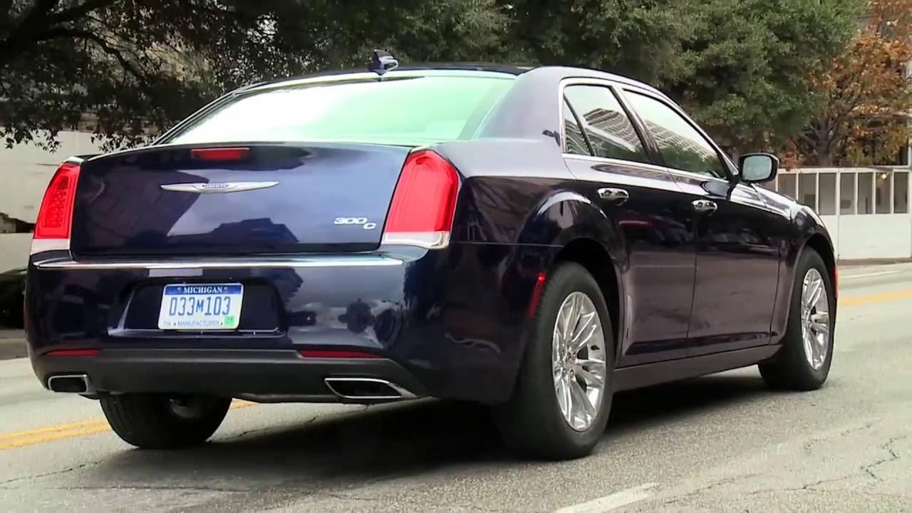 2016 Chrysler 300 Snbsp