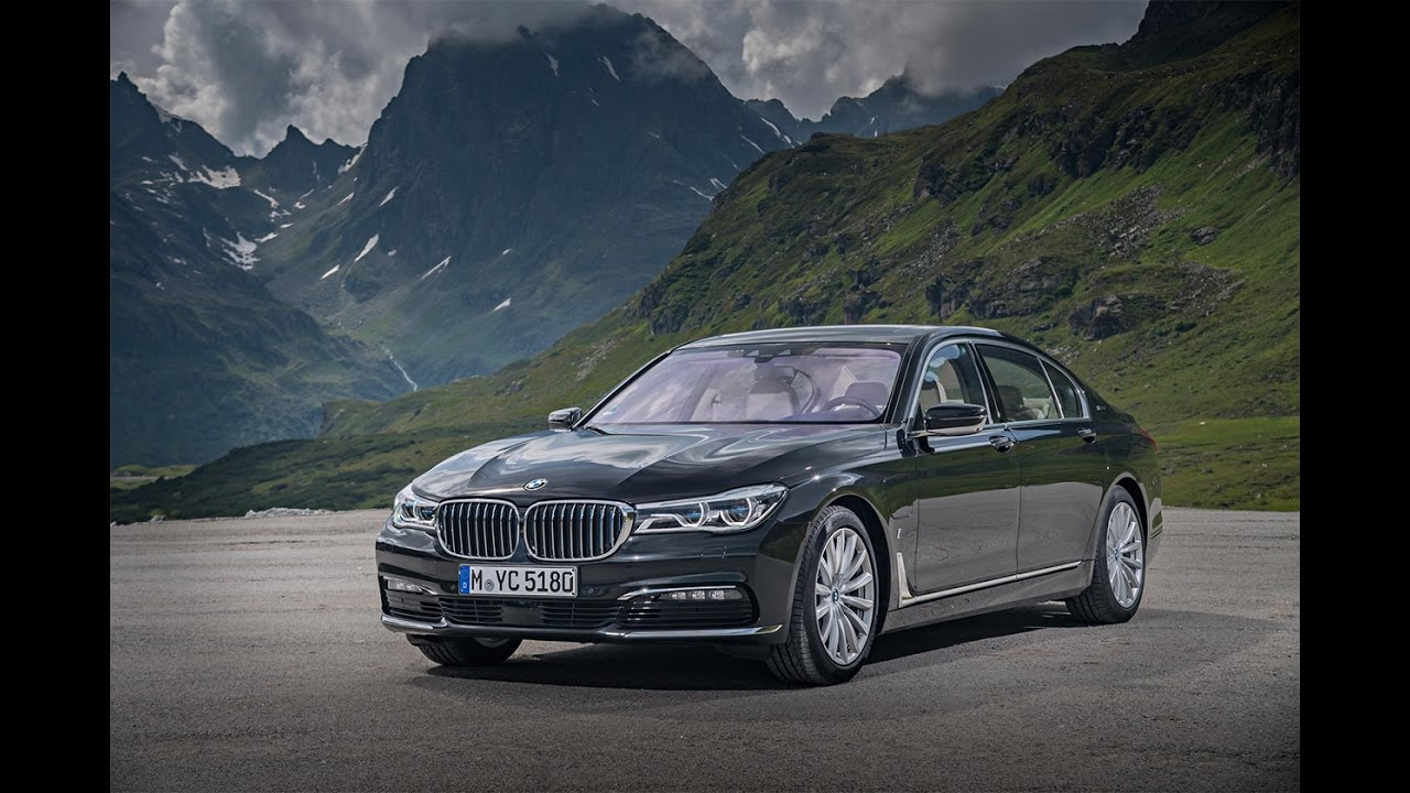 2017 BMW 740LE Exclusive First Drive Evernbsp