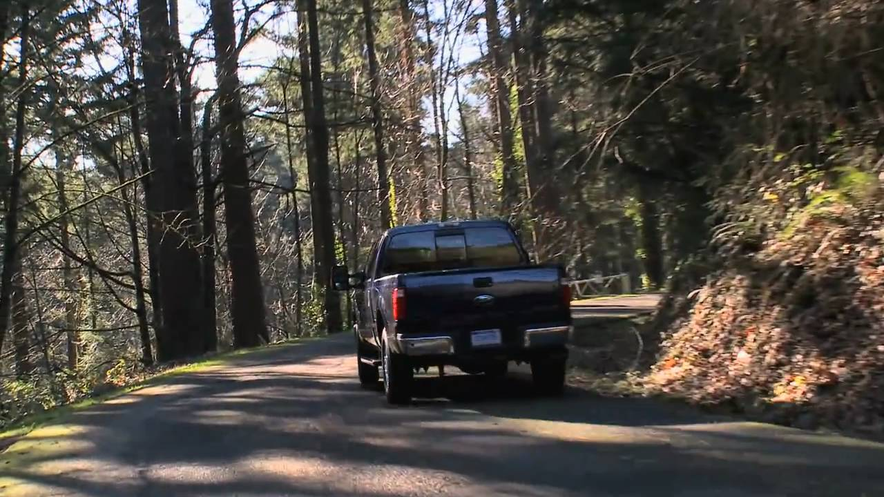 First Test Drive Of The Ford F250 Super Duty With Nik J Milesnbsp