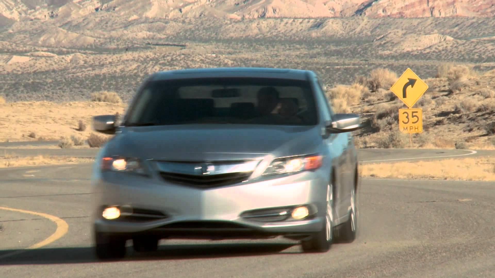 2012 Acura ILX and ILX Hybridnbsp
