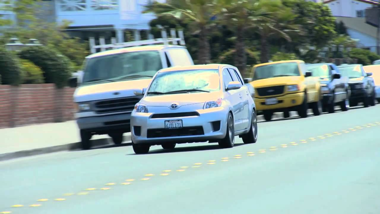First Look At The 2011 Scion XD With Nik J Milesnbsp