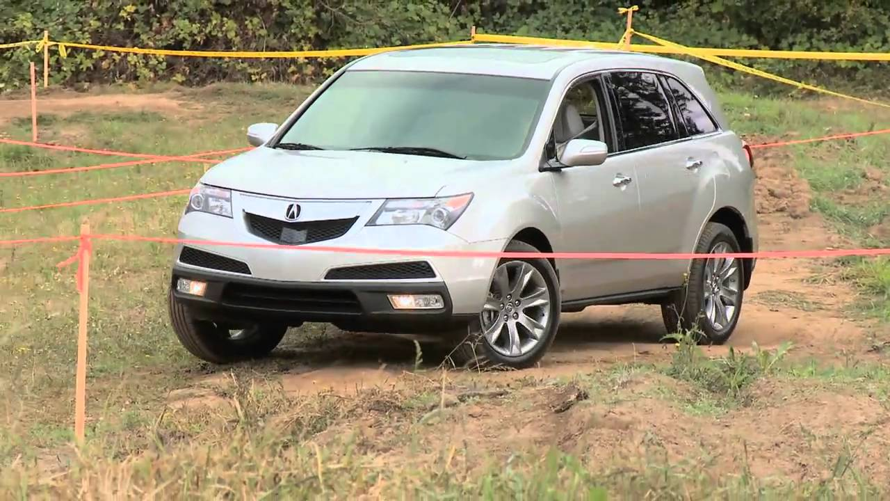 First Look At The Acura MDX With Nik J Miles At Mud Festnbsp