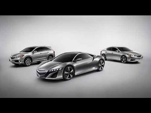 First Look At The Future Of The Acura NSXnbsp