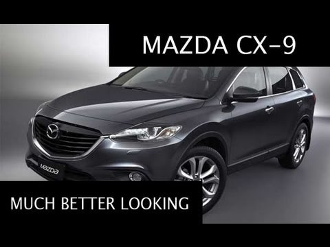 2013 Mazda CX9nbsp