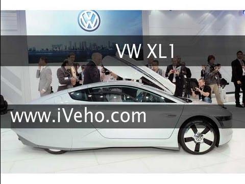 VW Concept 1L Car that became the XL1nbsp
