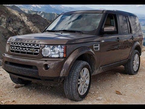 2012 Land Rover LR4nbsp