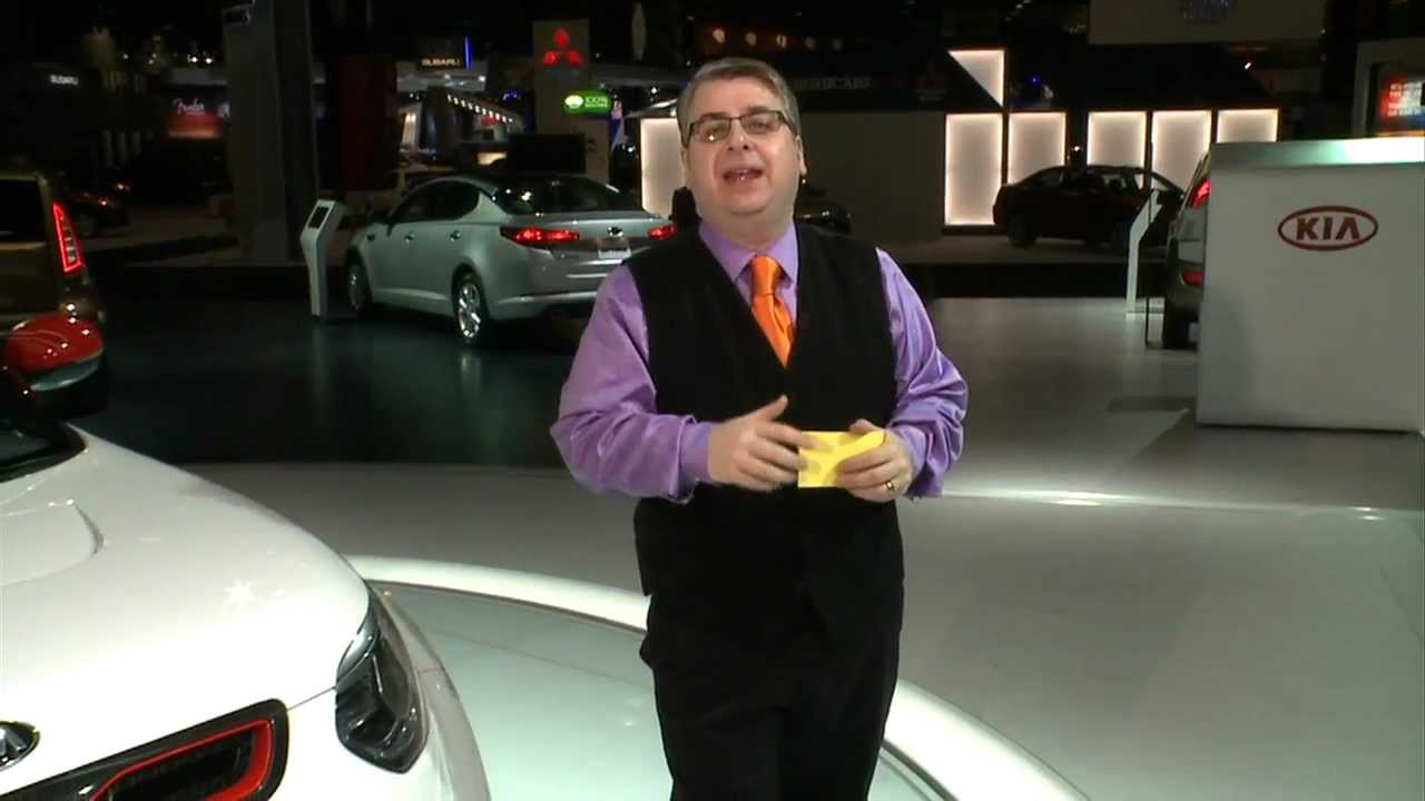 Preview Of The 2012 Chicago Auto Show With NIk J Milesnbsp