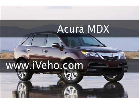 Test Drive The 2013 Acura MDXnbsp