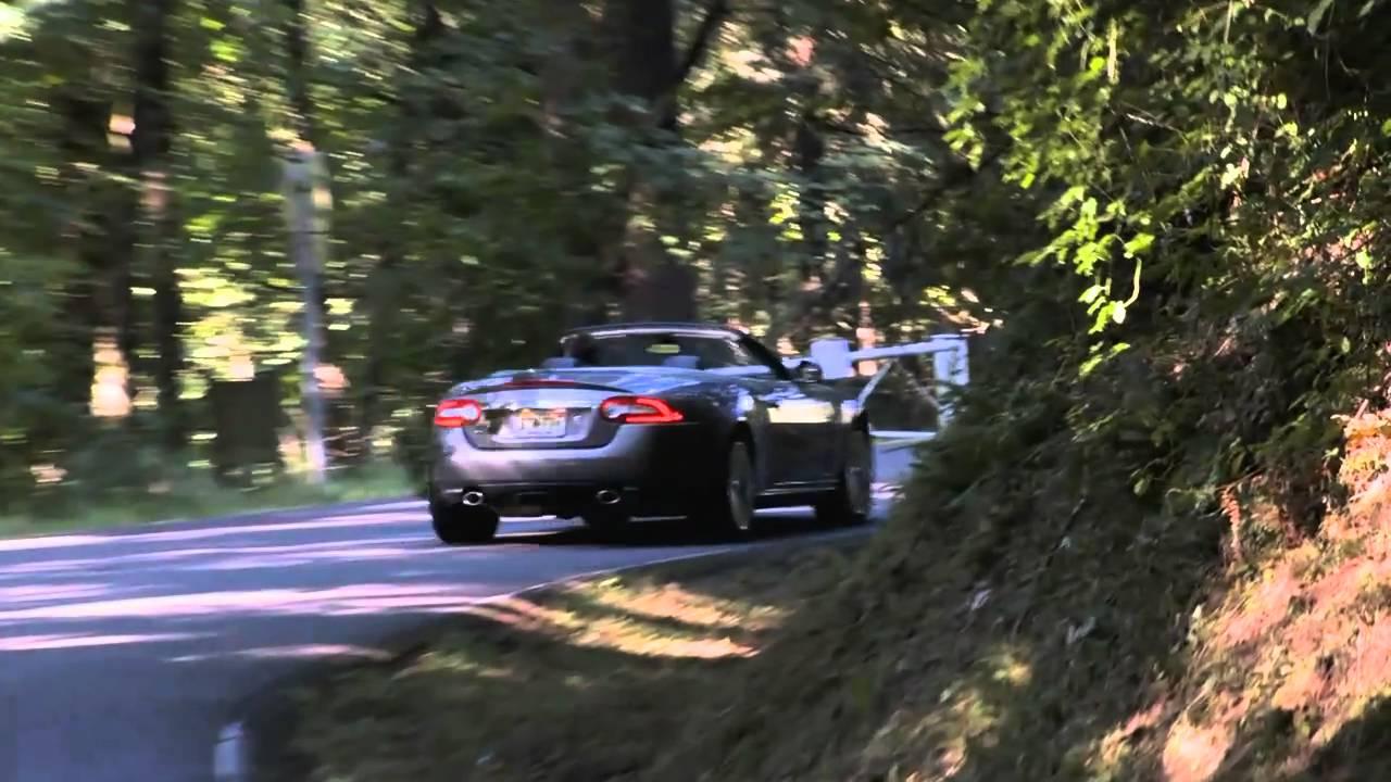Preview Of The 2011 Jaguar XK Convertible With Nik J Milesnbsp