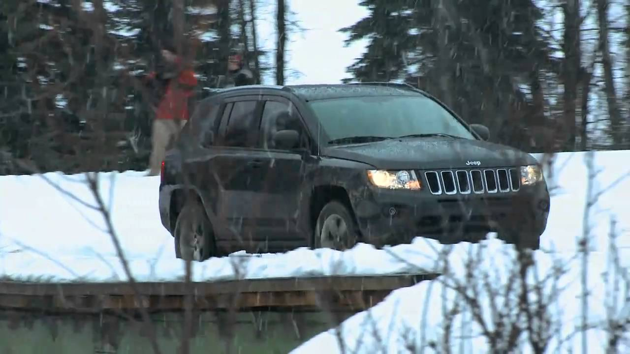First Look At The All New Jeep Compass With Nik J Milesnbsp