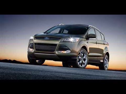 First Look At The 2013 Ford Escape From The Detroit Auto Shownbsp