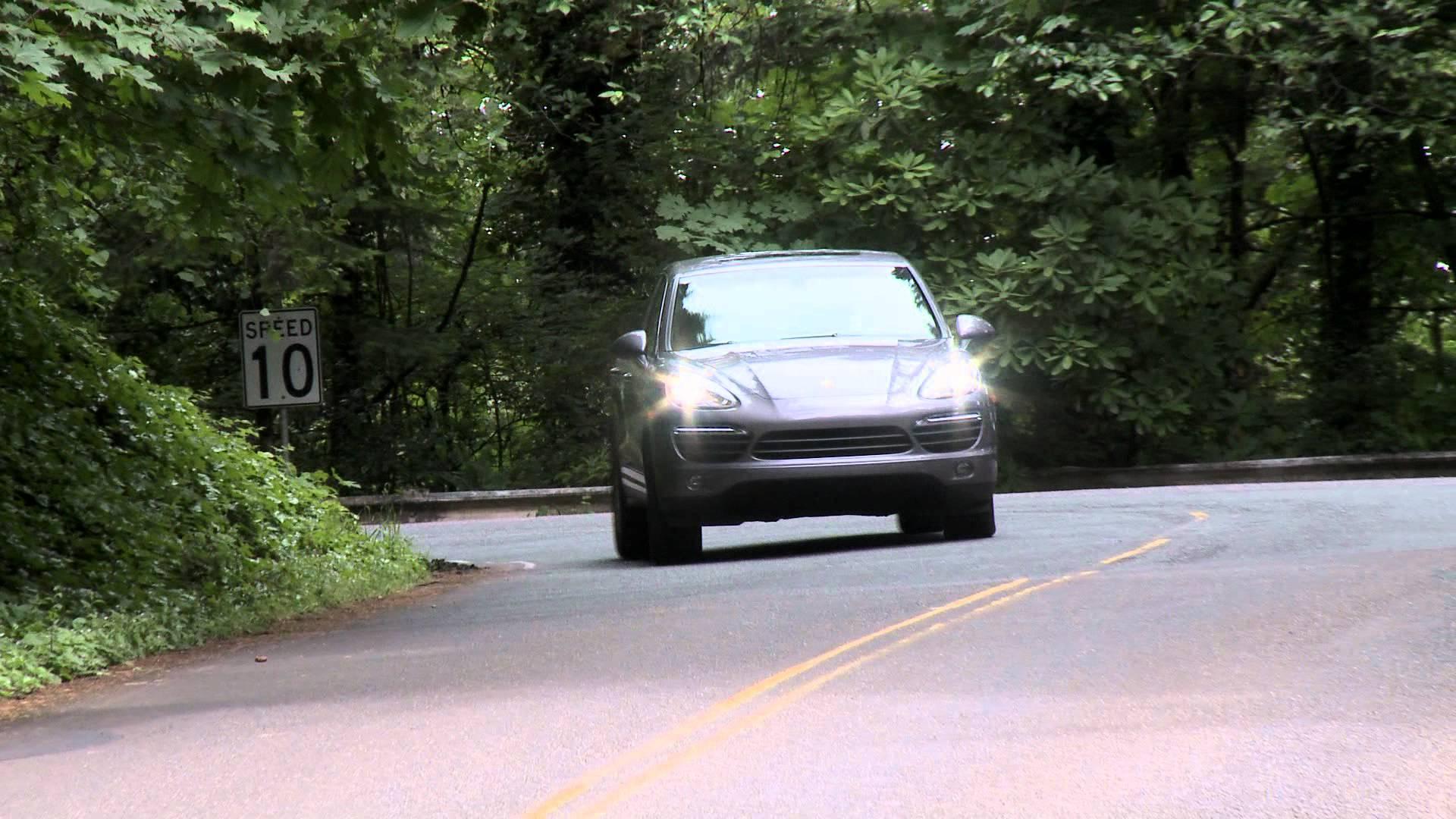 Preview Of The Porsche Cayenne Hybridnbsp