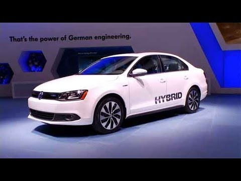 First Look At The All New Volkswagen Jetta Hybird Debut From The Detroit Auto Shownbsp