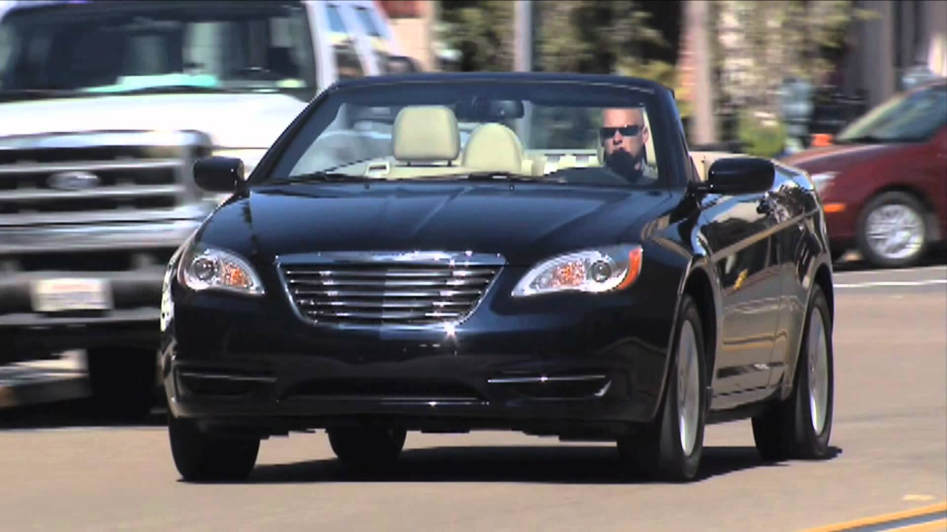 2012 Chrysler 200 Convertiblenbsp