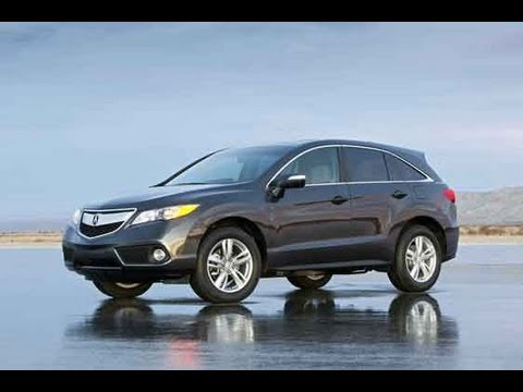 First Test Drive Of The 2013 Acura RDXnbsp