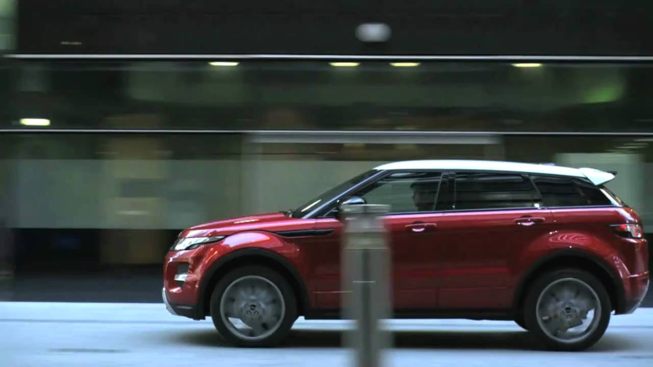 First Look At The New Land Rover Range Rover Evoque With Nik J Milesnbsp