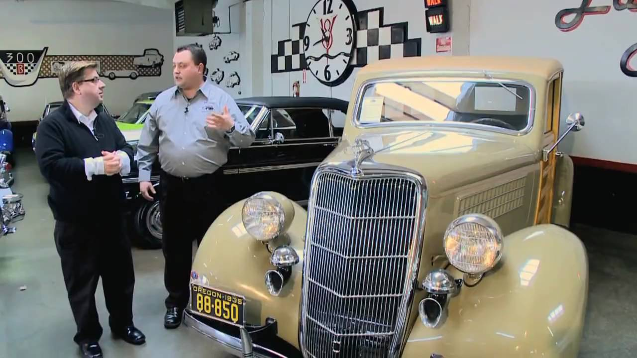 Cars Of The 30S With Memory Lanenbsp