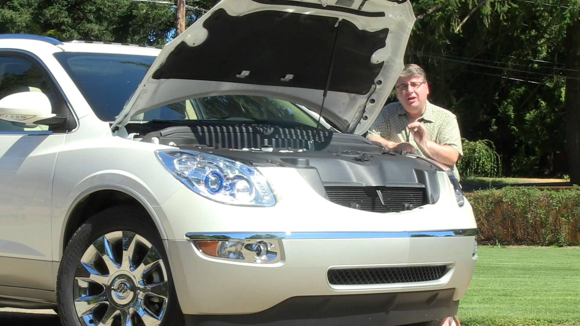2012 Buick Enclavenbsp