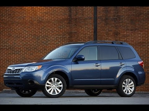First Look At The Subaru Foresternbsp