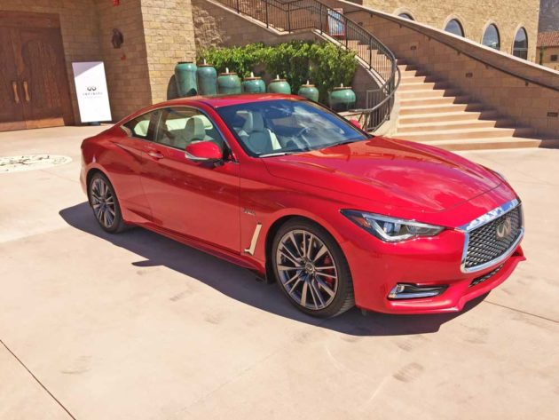 2017 Inifiniti Q60 Red Sport 400 Test Drive