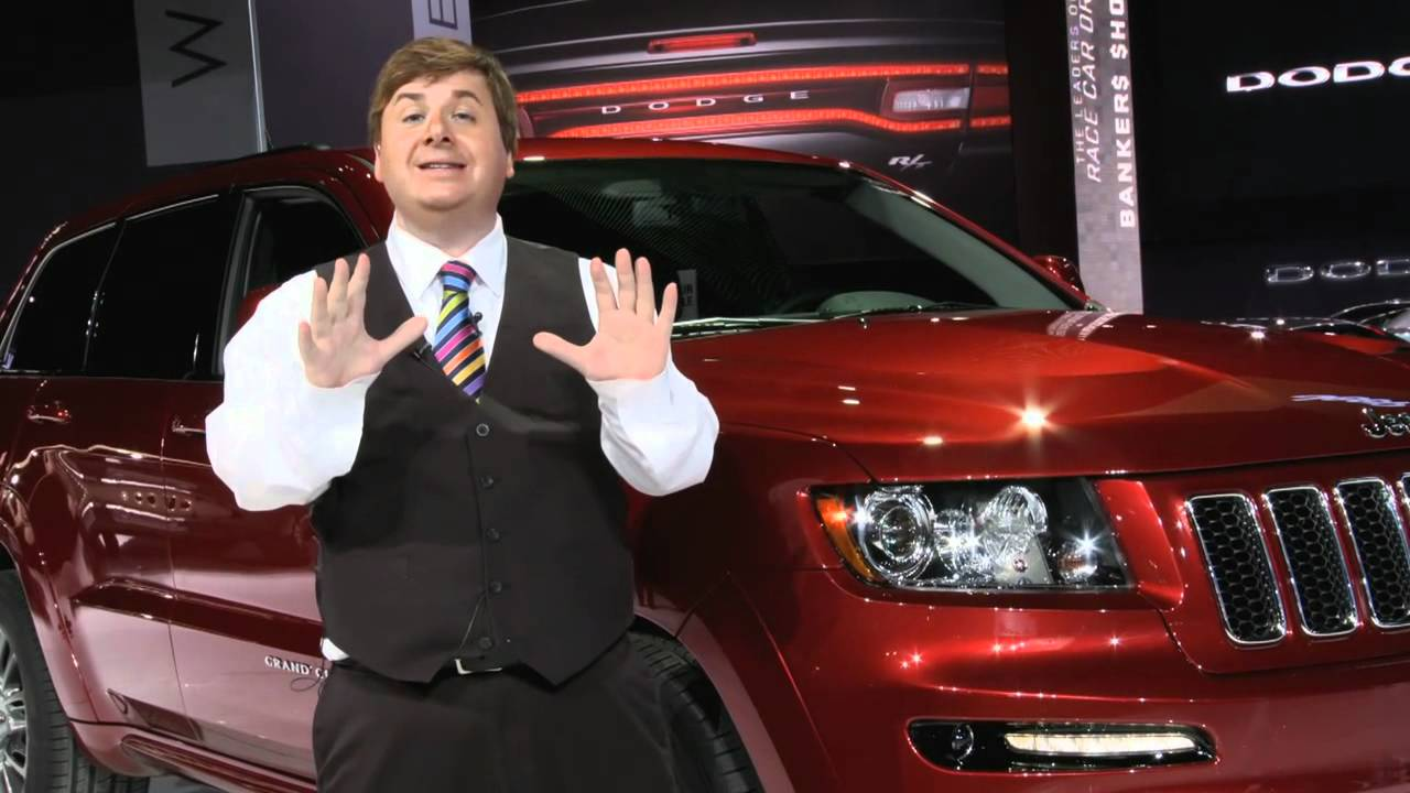 TRS 318 From The New York Auto Show Full Episode8221nbsp