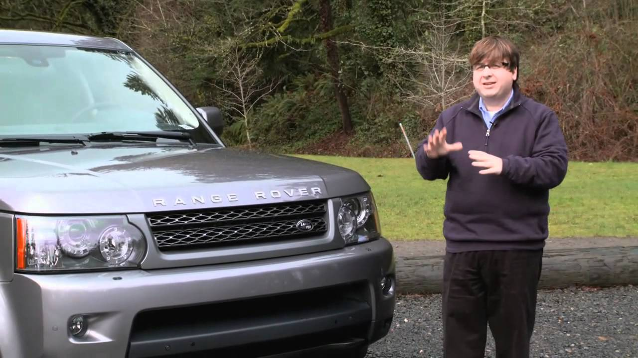 A Look At The Land Rover Range Rover Sportnbsp