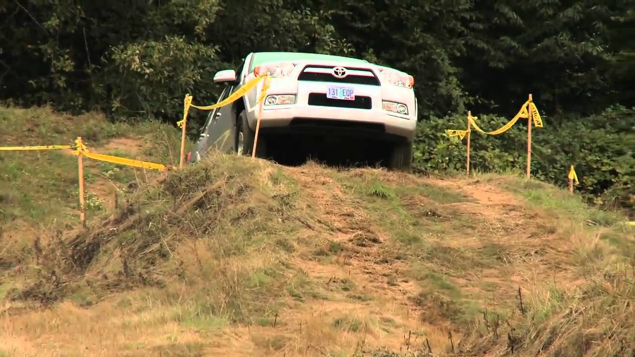First Look At The Toyota 4Runner With Nik J Miles At Mud Festnbsp
