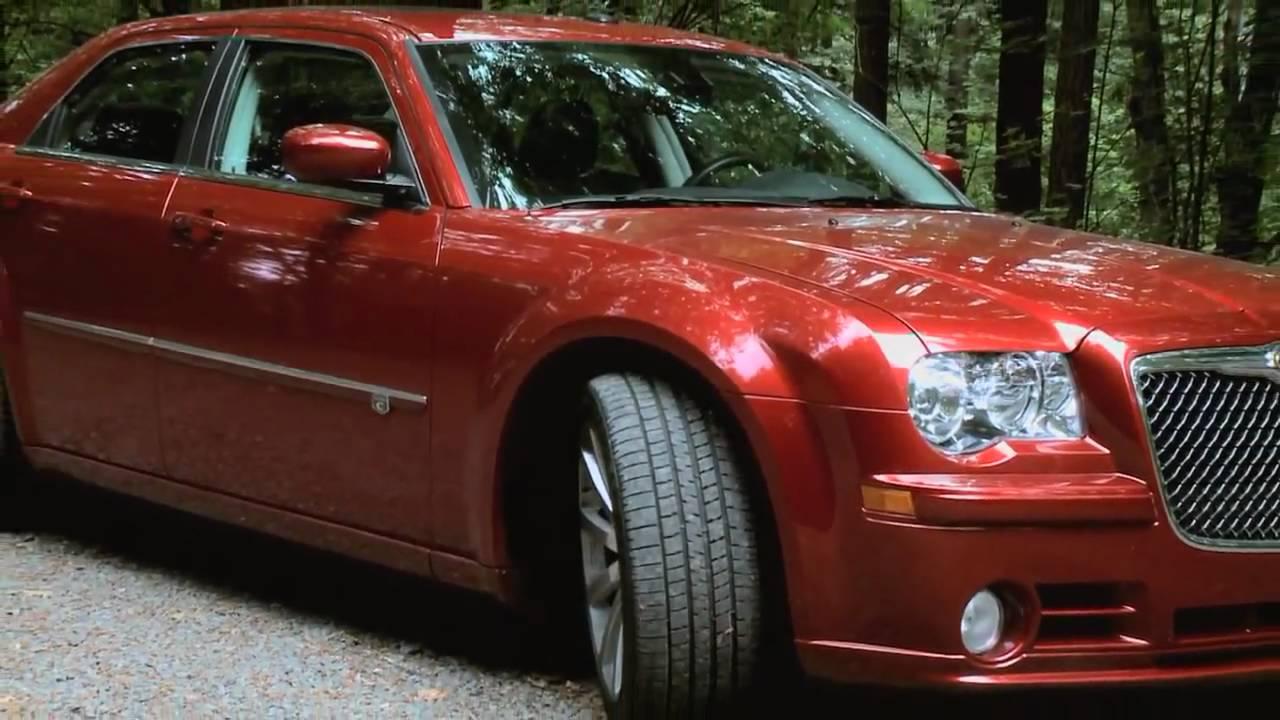 2009 Chrysler 300 SRT8nbsp