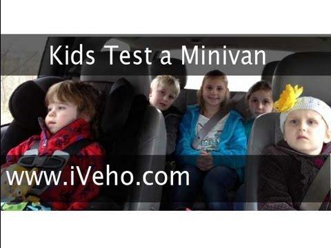 Kids Test The 2013 Honda Odyssey Minivannbsp