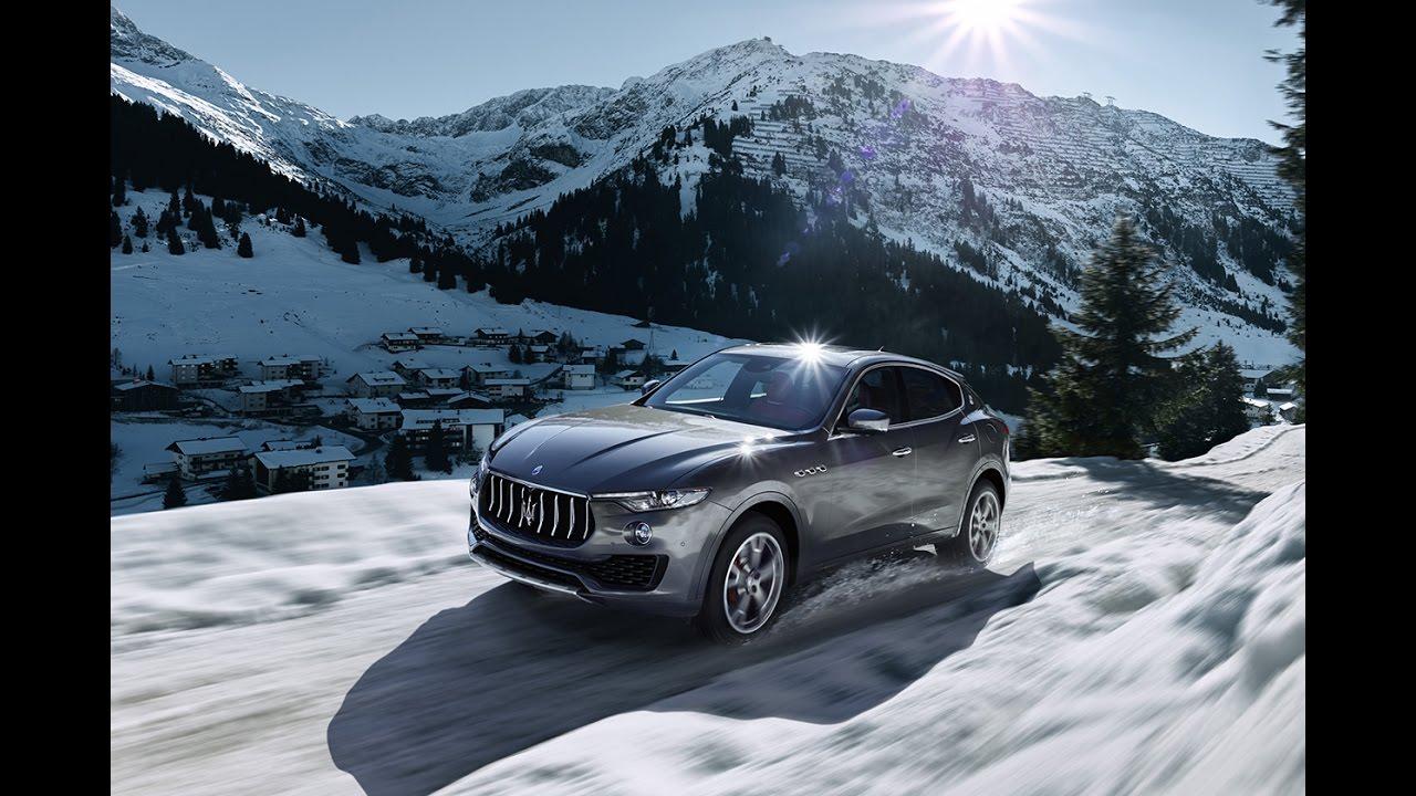 2017 Maserati Levante First Drivenbsp