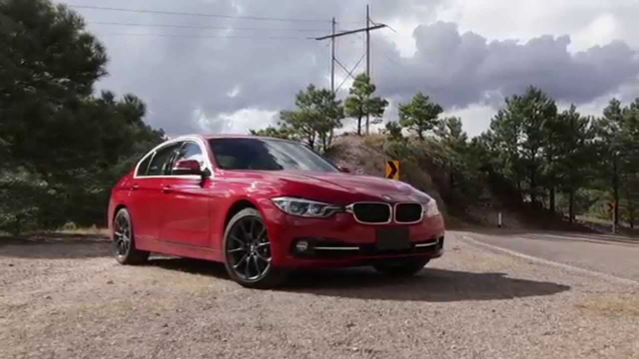 Preview of the all new BMW 3 Seriesnbsp