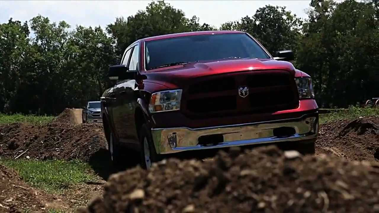 First Look At The 2013 Ram1500nbsp
