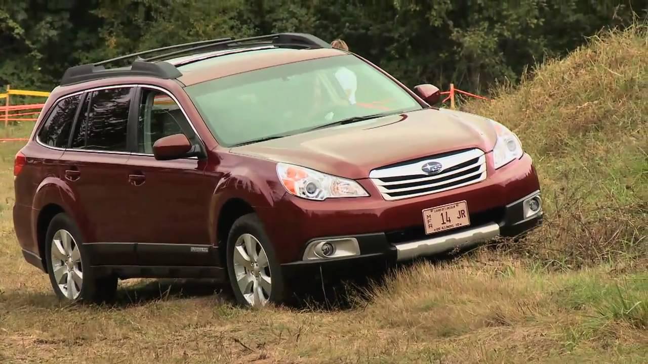 First Ride In The Subaru Outback 36R With Nik J Miles At Mud Festnbsp