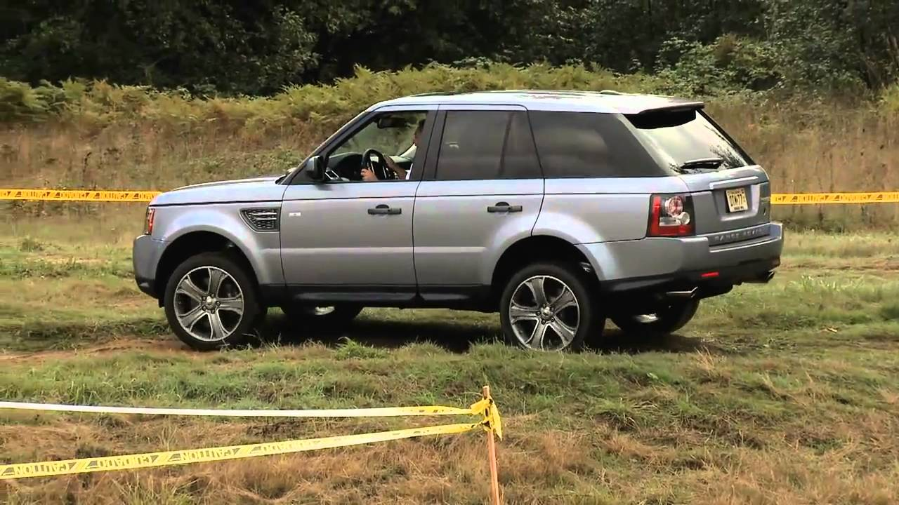 First Test Drive Of The Land Rover Range Rover Sport Supercharged With Nik J Miles At Mud Festnbsp