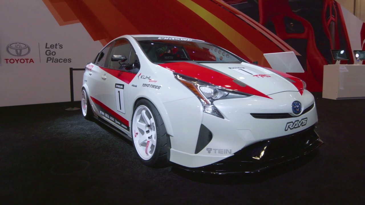 Concept Cars of the Year Toyota8217s 2000+ HP Land Speed Cruisernbsp