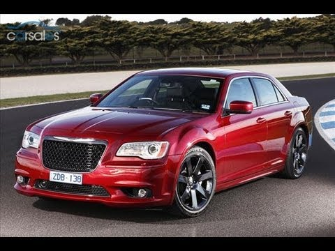 2013 Chrysler 300 SRT8nbsp
