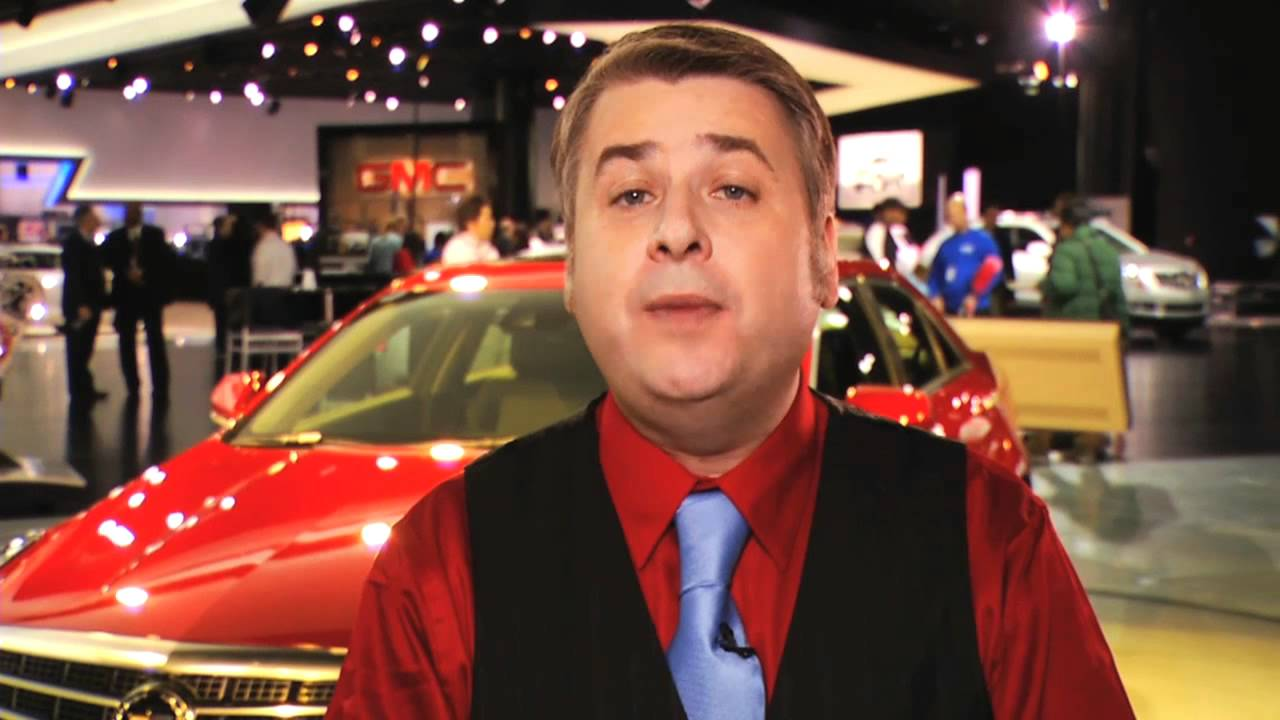 2012 North American Car Of The Year Winner At The Detroit Auto Shownbsp