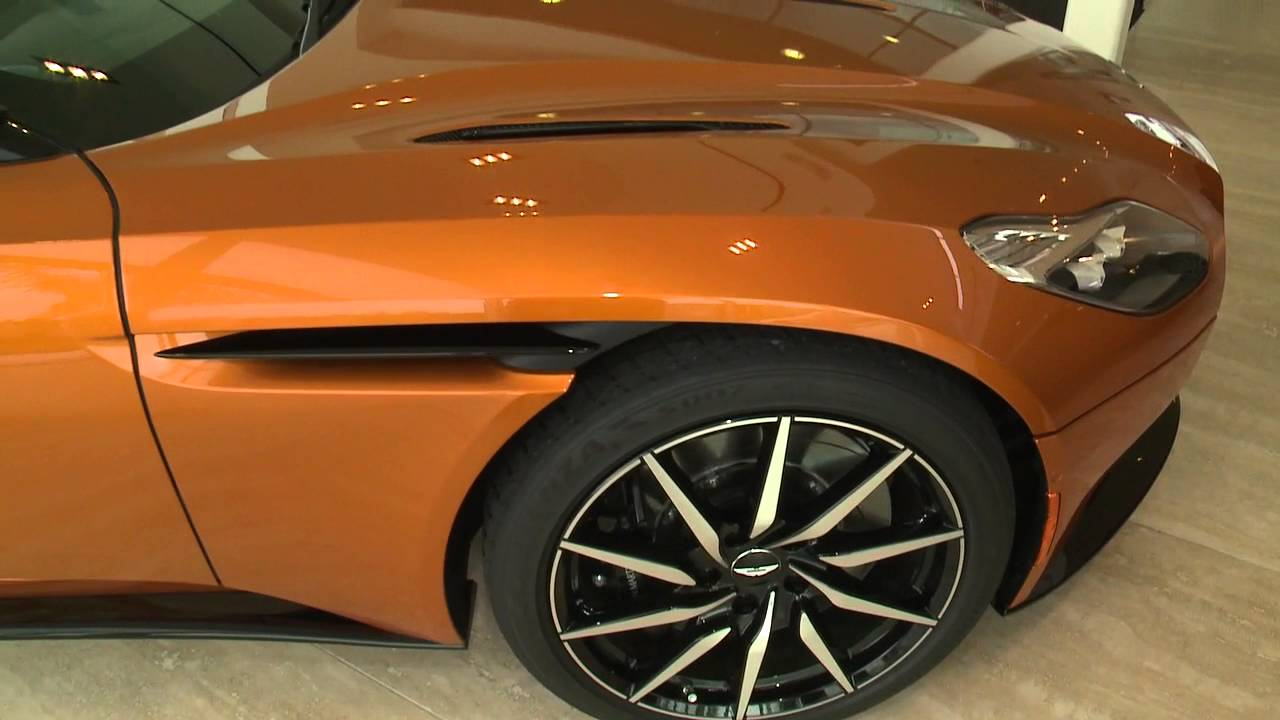 Preview Of Aston Martin Line Up | Our Auto Expert
